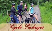 View the cycling packages